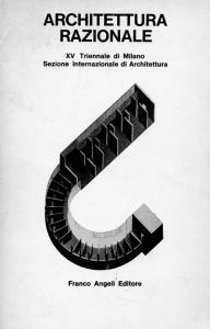 Arquitectura racional_Rossi_alvaro_sevilla_buitrago