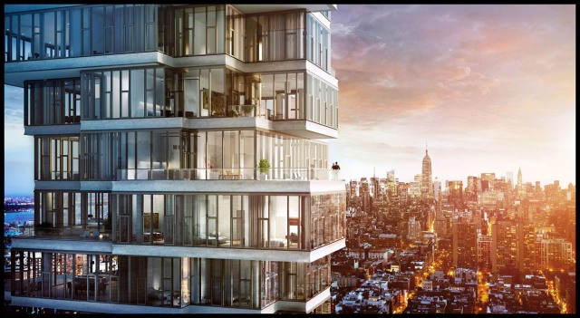 56 LEONARD - Launches Sales In New York City