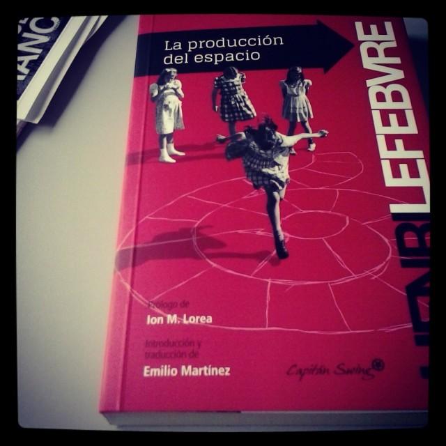 Lefebvre_La producción del espacio_Emilio Martínez