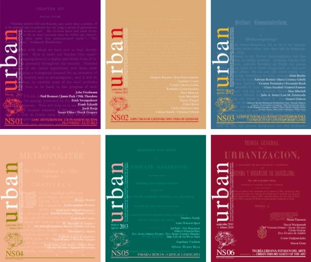 revista Urban_multipliciudades_portadas