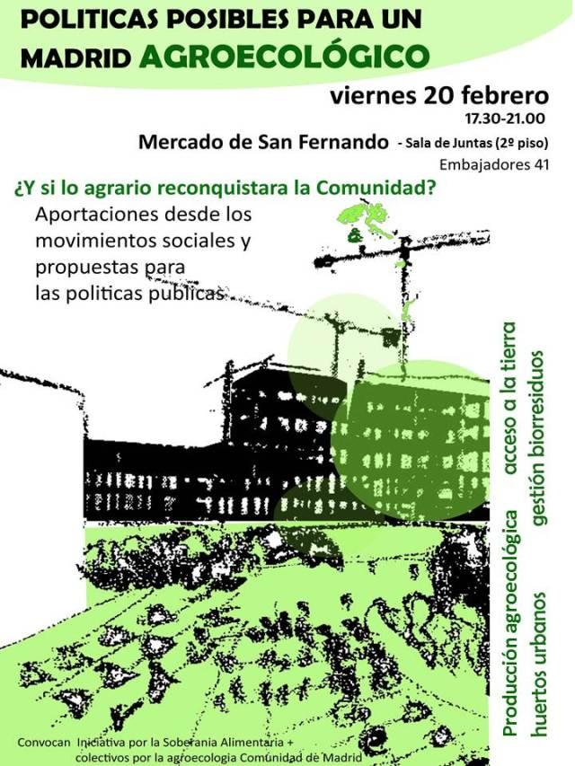 Madrid Agroecológico_Huertos urbanos