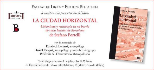 Madrid 7 julio Ciudad Horizontal