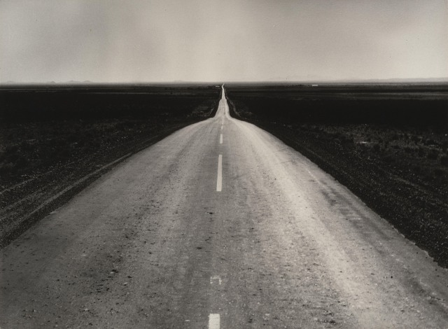 Dorothea Lange (1938) Highway to the West