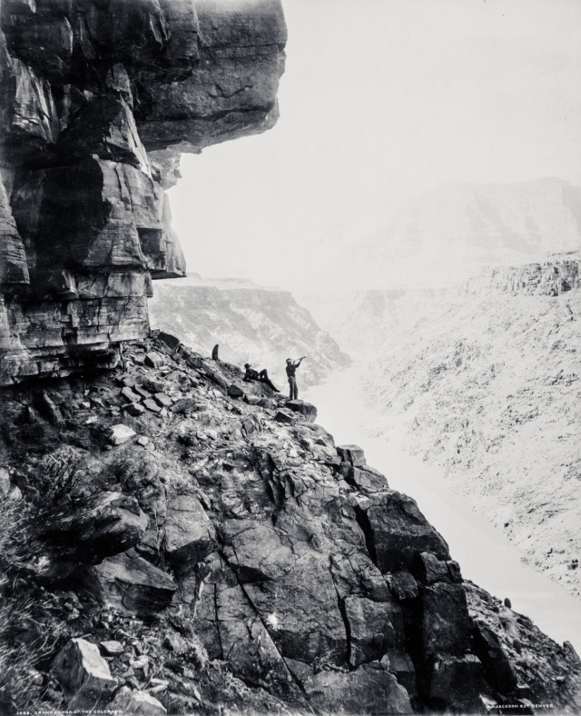 W.H. Jackson (ca. 1880) Grand Canyon Colorado