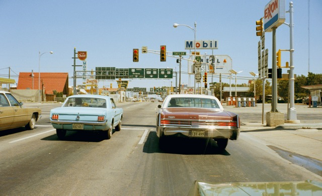 Stephen Shore (1973) Amarillo, Texas