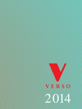 Verso 2014 collection